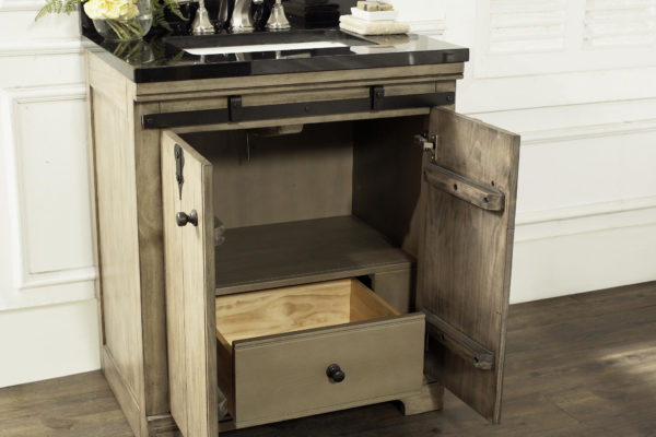 Fairmont Designs Homestead Bathroom Vanity v16