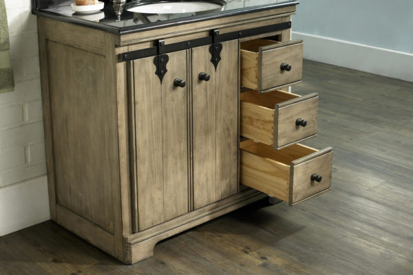 Fairmont Designs Homestead Bathroom Vanity v25