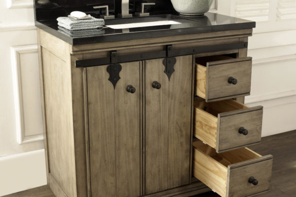 Fairmont Designs Homestead Bathroom Vanity v26