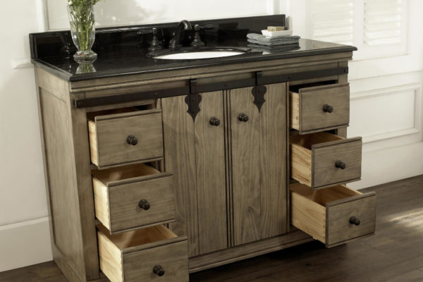 Fairmont Designs Homestead Bathroom Vanity v37