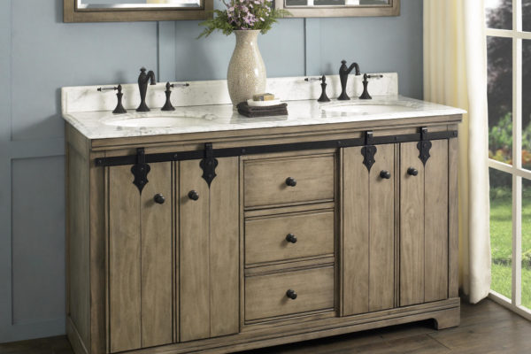 Fairmont Designs Homestead Bathroom Vanity v38