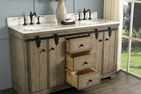 Fairmont Designs Homestead Bathroom Vanity v39