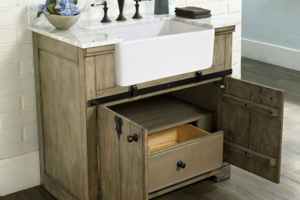 Fairmont Designs Homestead Bathroom Vanity v4