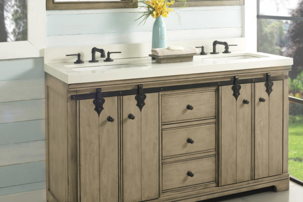 Fairmont Designs Homestead Bathroom Vanity v41