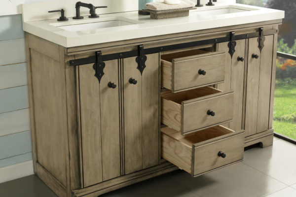Fairmont Designs Homestead Bathroom Vanity v42
