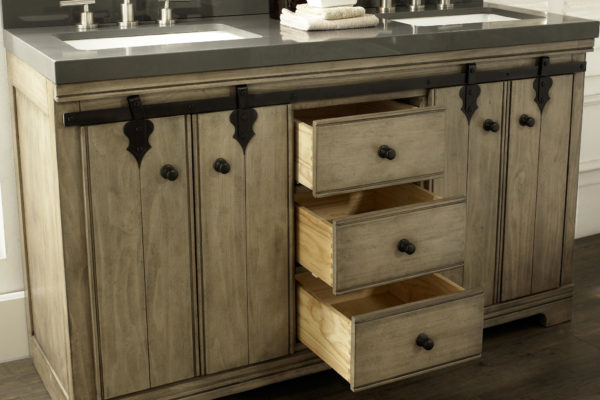Fairmont Designs Homestead Bathroom Vanity v45