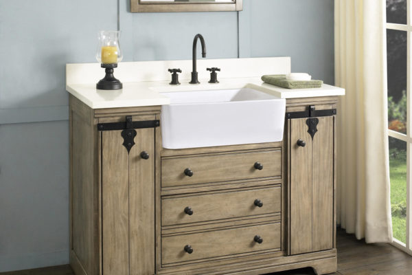 Fairmont Designs Homestead Bathroom Vanity v5