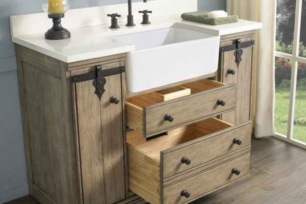 Fairmont Designs Homestead Bathroom Vanity v6
