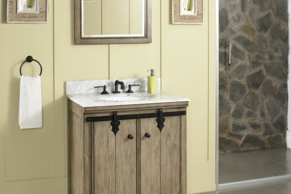 Fairmont Designs Homestead Bathroom Vanity v7
