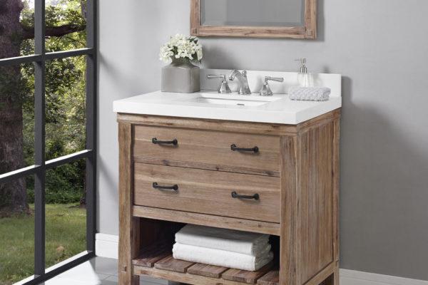 Fairmont Designs Napa Farmhouse Vanity v20