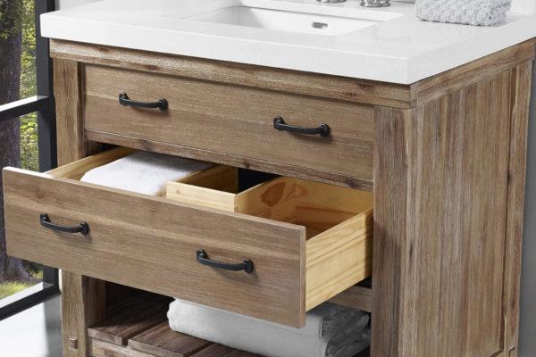 Fairmont Designs Napa Farmhouse Vanity v21