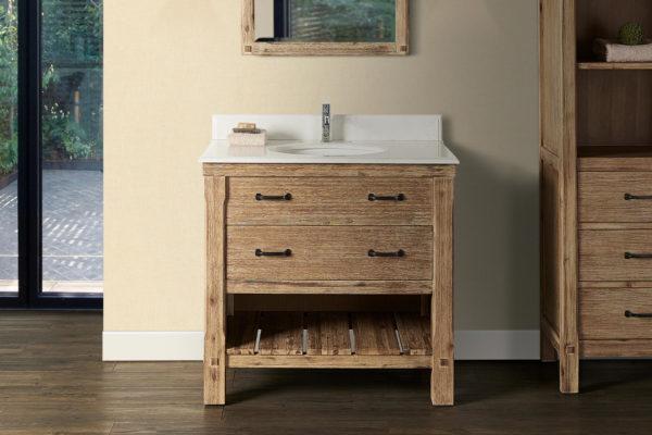 Fairmont Designs Napa Farmhouse Vanity v24