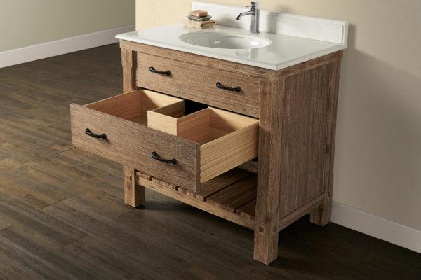 Fairmont Designs Napa Farmhouse Vanity v25