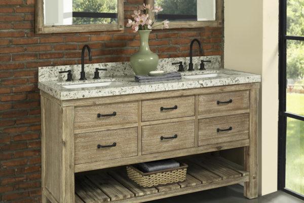 Fairmont Designs Napa Farmhouse Vanity v49