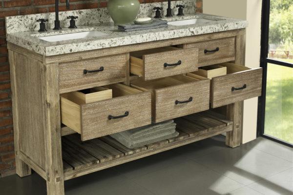 Fairmont Designs Napa Farmhouse Vanity v50