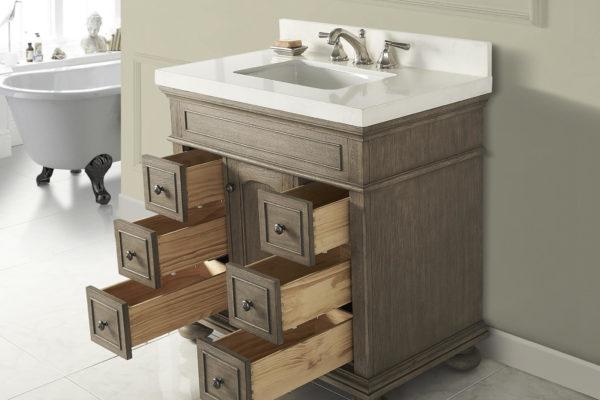 Fairmont Designs Oakhurst Bathroom Vanity v19