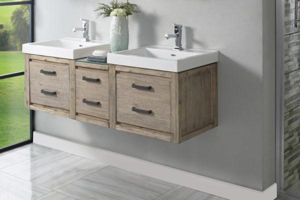 Fairmont Designs Oasis Bathroom Vanity v55