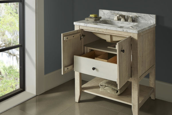 Fairmont Designs River View Bathroom Vanity v13