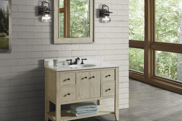 Fairmont Designs River View Bathroom Vanity v32
