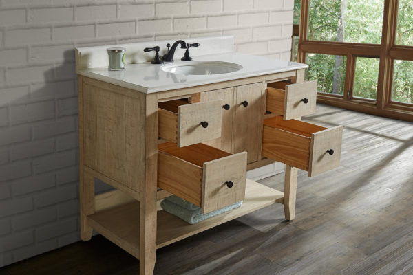 Fairmont Designs River View Bathroom Vanity v33