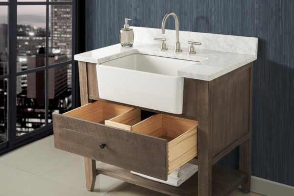 Fairmont Designs River View Bathroom Vanity v43