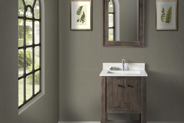 Fairmont Designs River View Bathroom Vanity v49