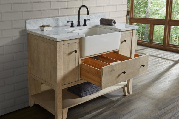 Fairmont Designs River View Bathroom Vanity v5