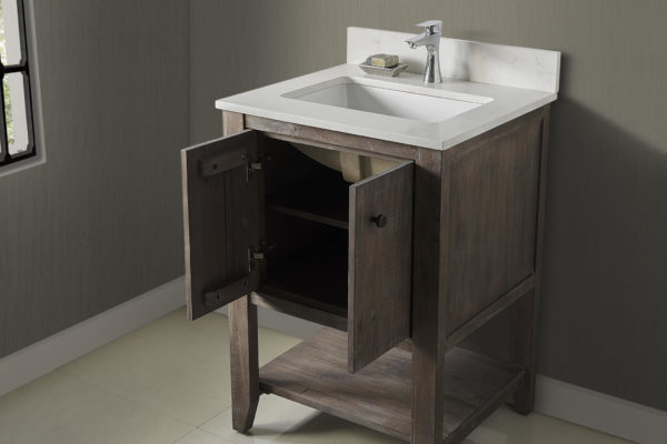Fairmont Designs River View Bathroom Vanity v50