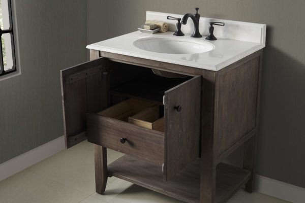 Fairmont Designs River View Bathroom Vanity v58