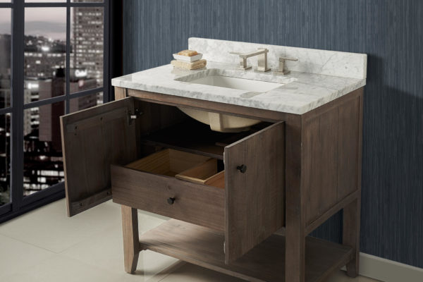 Fairmont Designs River View Bathroom Vanity v60