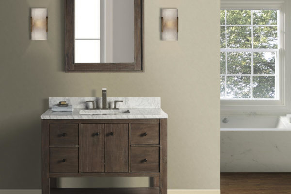 Fairmont Designs River View Bathroom Vanity v68