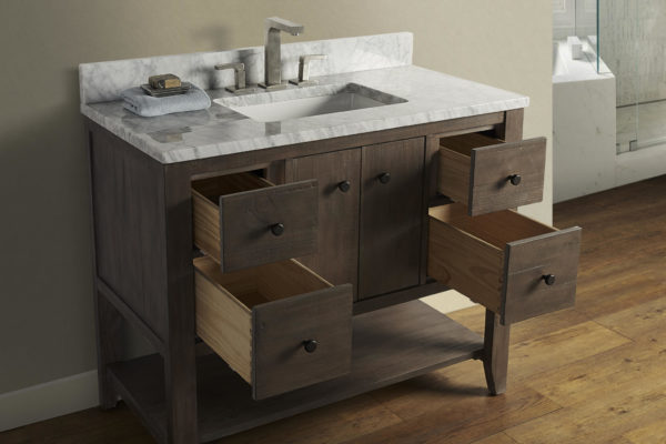 Fairmont Designs River View Bathroom Vanity v69