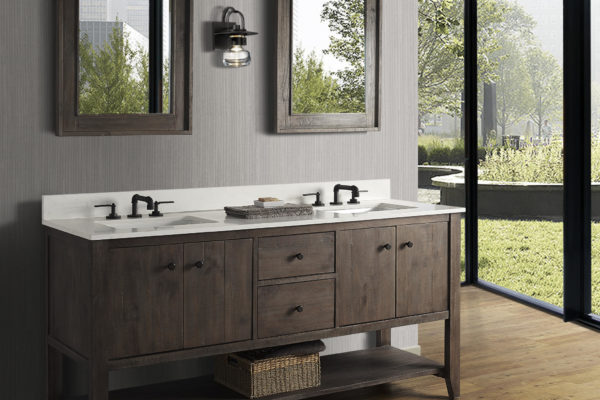 Fairmont Designs River View Bathroom Vanity v84