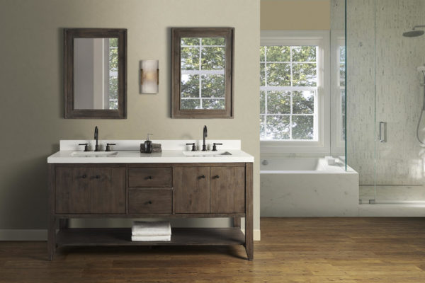 Fairmont Designs River View Bathroom Vanity v87
