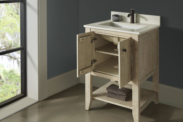 Fairmont Designs River View Bathroom Vanity v9