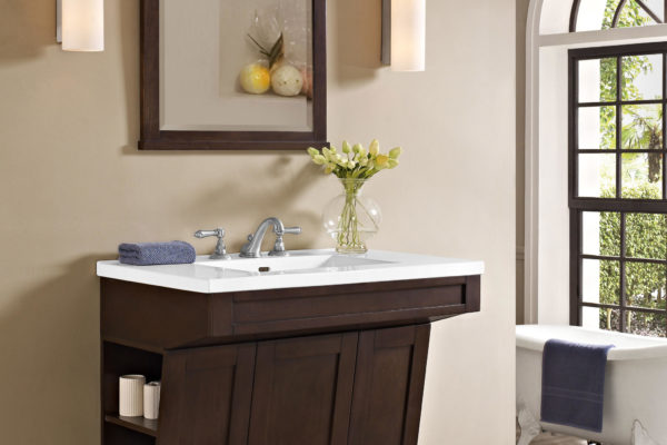 Fairmont Designs Shaker Americana Vanity v16