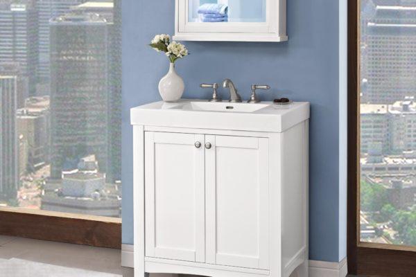 Fairmont Designs Shaker Americana Vanity v23