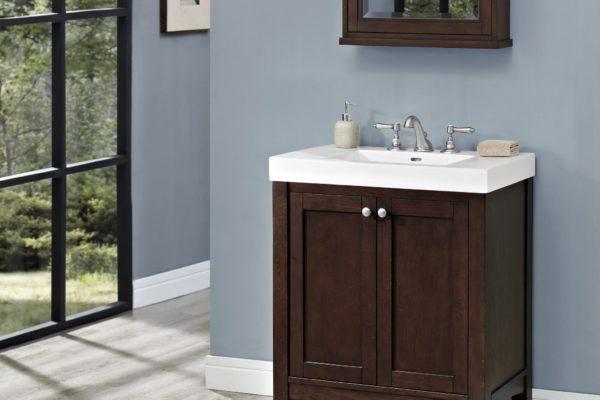 Fairmont Designs Shaker Americana Vanity v25