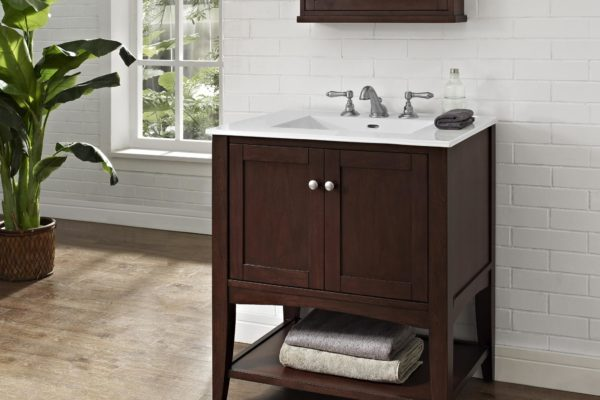 Fairmont Designs Shaker Americana Vanity v36
