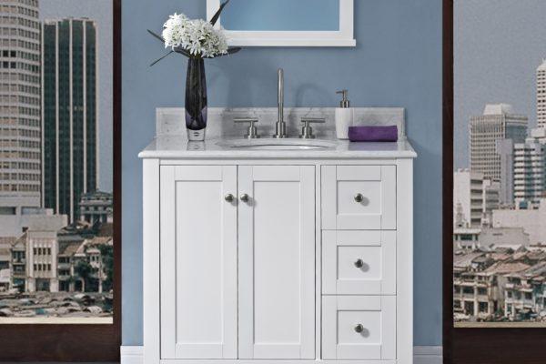 Fairmont Designs Shaker Americana Vanity v40