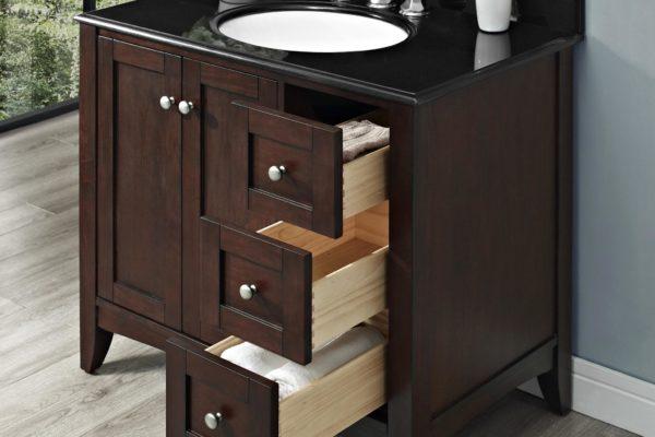 Fairmont Designs Shaker Americana Vanity v43