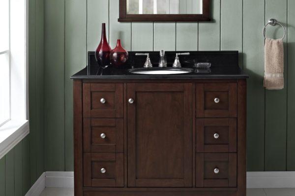 Fairmont Designs Shaker Americana Vanity v49