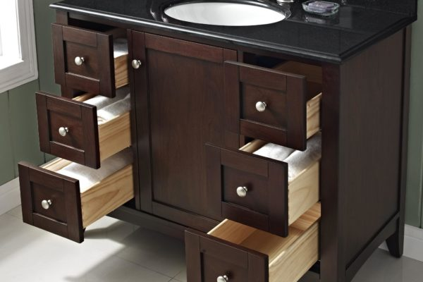 Fairmont Designs Shaker Americana Vanity v51
