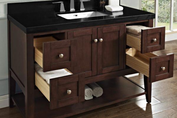 Fairmont Designs Shaker Americana Vanity v66