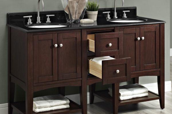 Fairmont Designs Shaker Americana Vanity v74