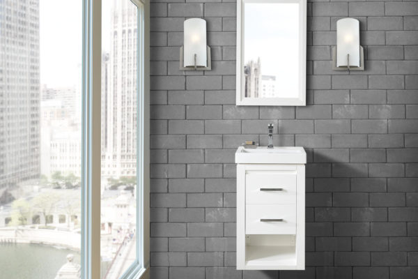 Fairmont Designs Studio One Bathroom Vanity v57