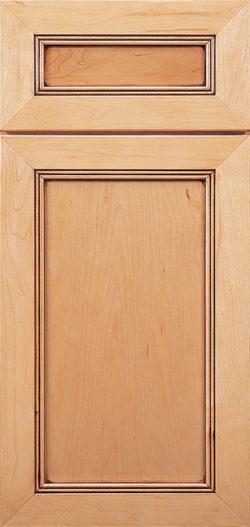 Barrington_5pc_maple_flat_panel_cabinet_door_autumn_bronze